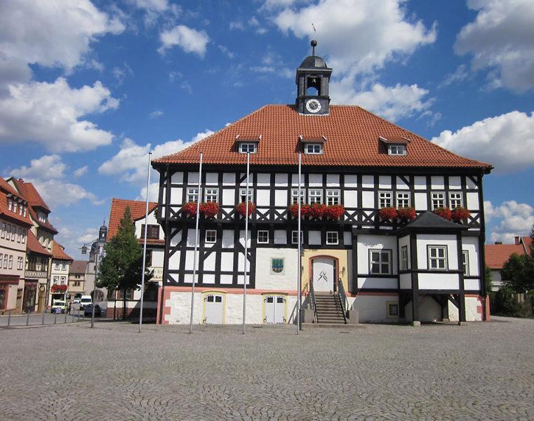 Waltershausen- Rathaus