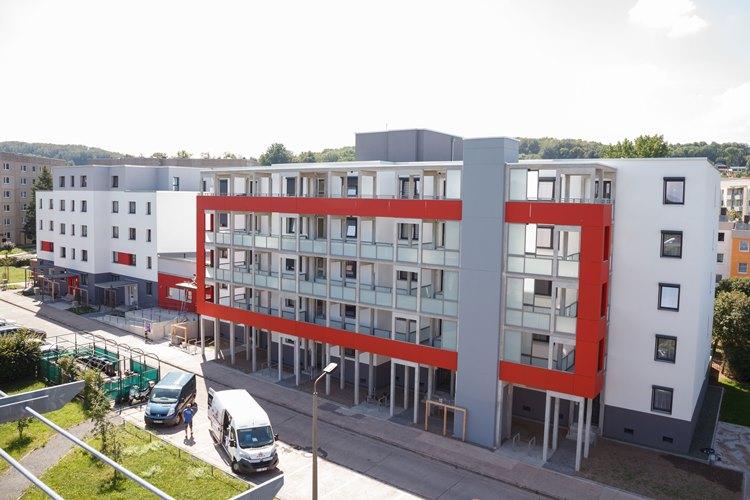 Clara-Zetkin-Straße 17-24