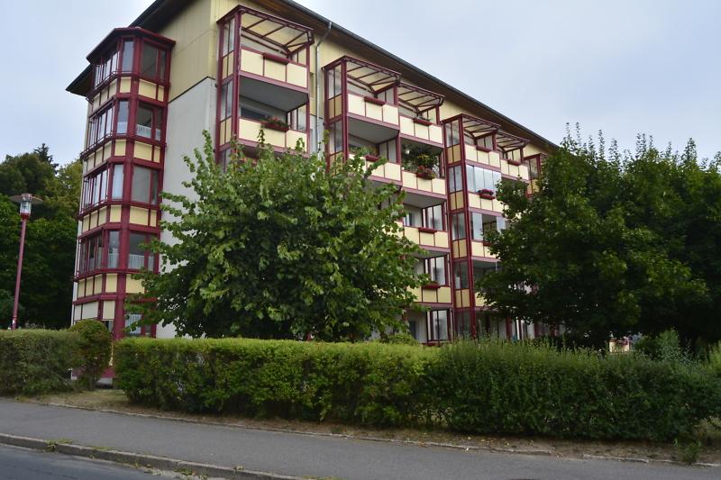 Friedrichroda- Bebraer-Straße
